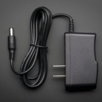 9 VDC 1000mA regulated switching power adapter — UL listed -