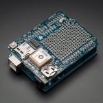 Adafruit Ultimate GPS Logger Shield — Includes GPS Module -