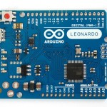 Arduino Leonardo ATmega32u4 without headers -