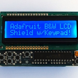 LCD Shield Kit