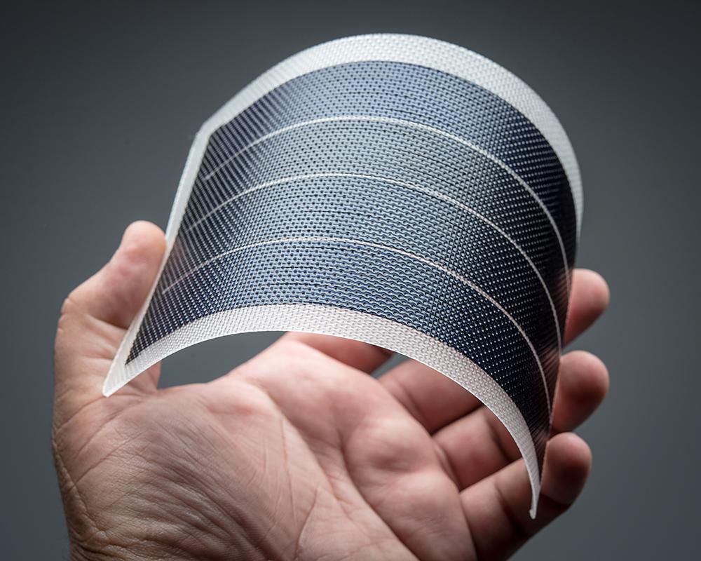 Солнечная батарея своими руками лентами