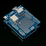 Adafruit CC3000 WiFi Shield with Onboard Ceramic Antenna