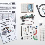 Adafruit ARDX - v1.3 Experimentation Kit for Arduino (Uno R3) - v1.3