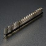 "Break-away 0.1"" 2x36-pin strip dual male header (10 pieces)"