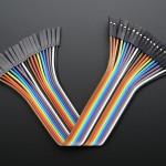 """Premium_Female/Female_Jumper_Wires-20x6""""_(150mm)"""