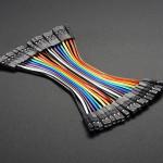 """Premium_Female/Female_Jumper_Wires-20x3""""_(75mm)"""