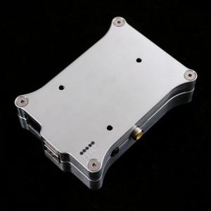 Pi Holder milled aluminum case for Raspberry Pi Model B no logo