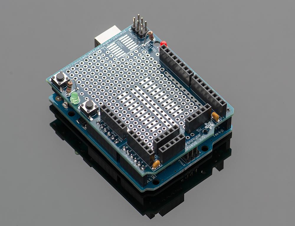 Proto shield for arduino kit — v raspberry pi в Киеве