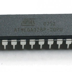 Arduino bootloader-programmed chip (Atmega328P) -