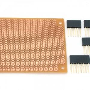 DIY shield for Arduino -