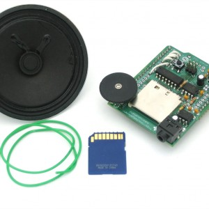 Music & sound add-on pack for Arduino - v1.1