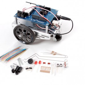 Parallax BOEBot Robot for Arduino Kit -