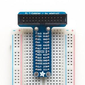 Pi T-Cobbler Breakout Kit for Raspberry Pi