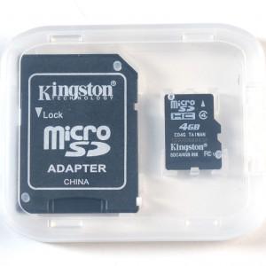 Операционная система Raspbian Wheezy на карте 8GB microSD