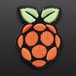 Бейджик Raspberry Pi