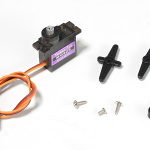 Micro Servo - High Torque Metal Gear