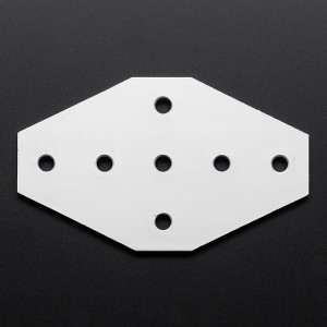 Cross-Plate for 2020 Aluminum Extrusion
