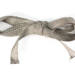 Stainless Steel Conductive Ribbon - 5mm wide 1 meter long