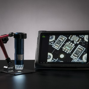 WiFi Portable Microscope - Usable With Android/iPad/iPhone