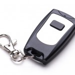Keyfob Single Button RF Remote Control - 315MHz