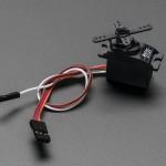 Analog Feedback Micro Servo - Plastic Gear