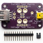 FriedCircuits USB Tester v1.3