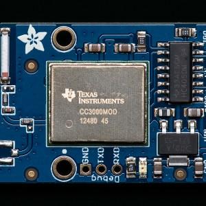 Adafruit CC3000 WiFi Breakout with Onboard Ceramic Antenna