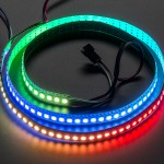 Adafruit NeoPixel Digital RGB LED Strip 144 LED - 1m White - WHITE