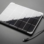 Huge 6V 5.6W Solar panel