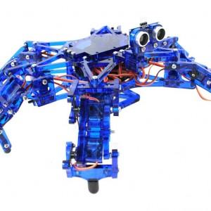 Hexy - Programmable Hexapod Kit