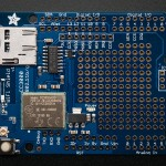 Adafruit CC3000 WiFi Shield with uFL Connector for Ext Antenna
