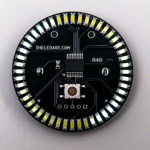 The LED Artist R48 - White LED Wearable