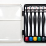 Precision screwdriver set (6 pieces)