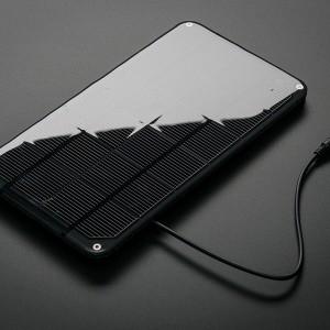 Large 6V 3.4W Solar panel - 3.4 Watt