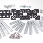 OpenBeam Starter Kit - Silver Aluminum