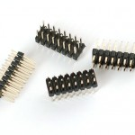3x8 Male Header - 4 pack