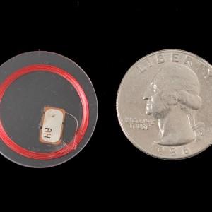 MiFare Classic (13.56MHz RFID/NFC) Clear Tag - 1KB