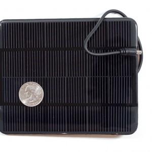 Medium 6V 2W Solar panel - 2.0 Watt