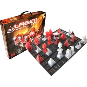 The Laser Game: KHET 2.0