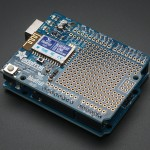 Bluefruit EZ-Link Shield - Bluetooth Arduino Serial & Programmer - v1.0