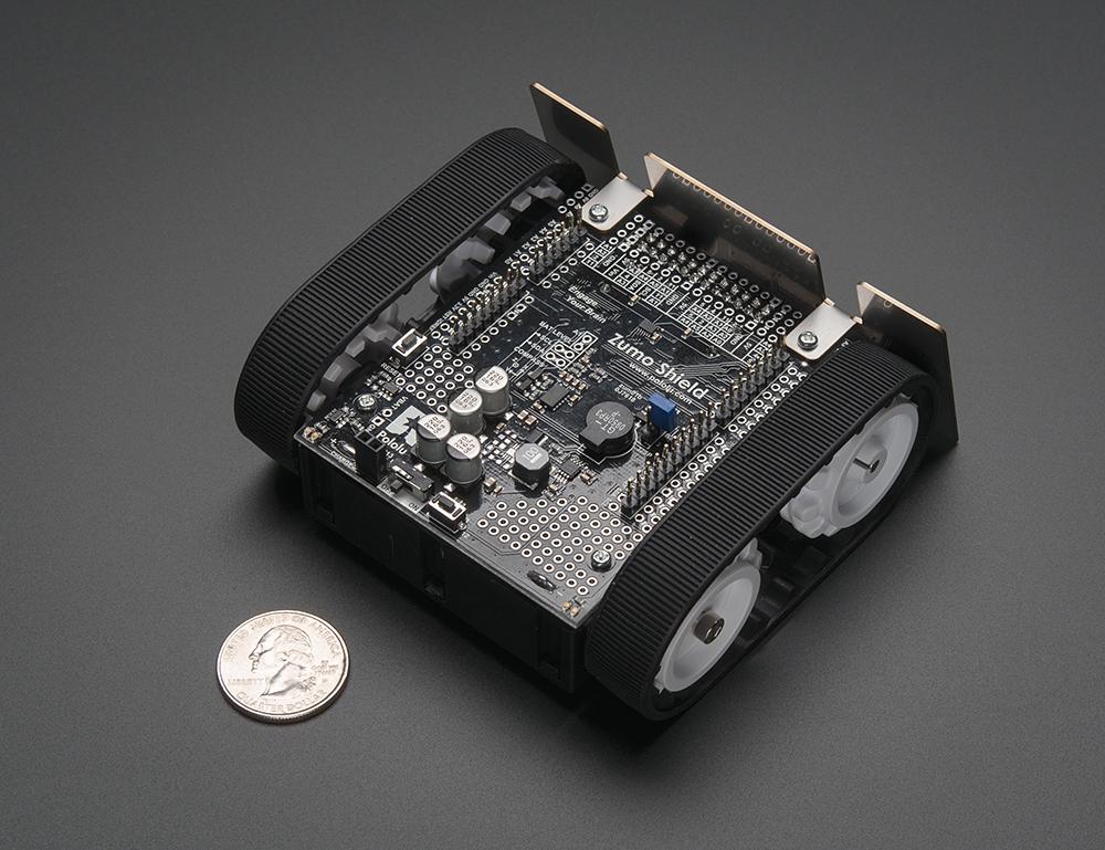 Zumo robot for arduino raspberry pi в Киеве Украина