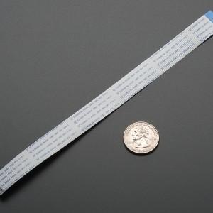 """Flex Cable for Raspberry Pi Camera - 200mm / 8"""""""