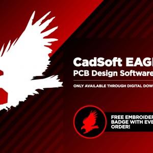 CadSoft EAGLE PCB Design Software V6