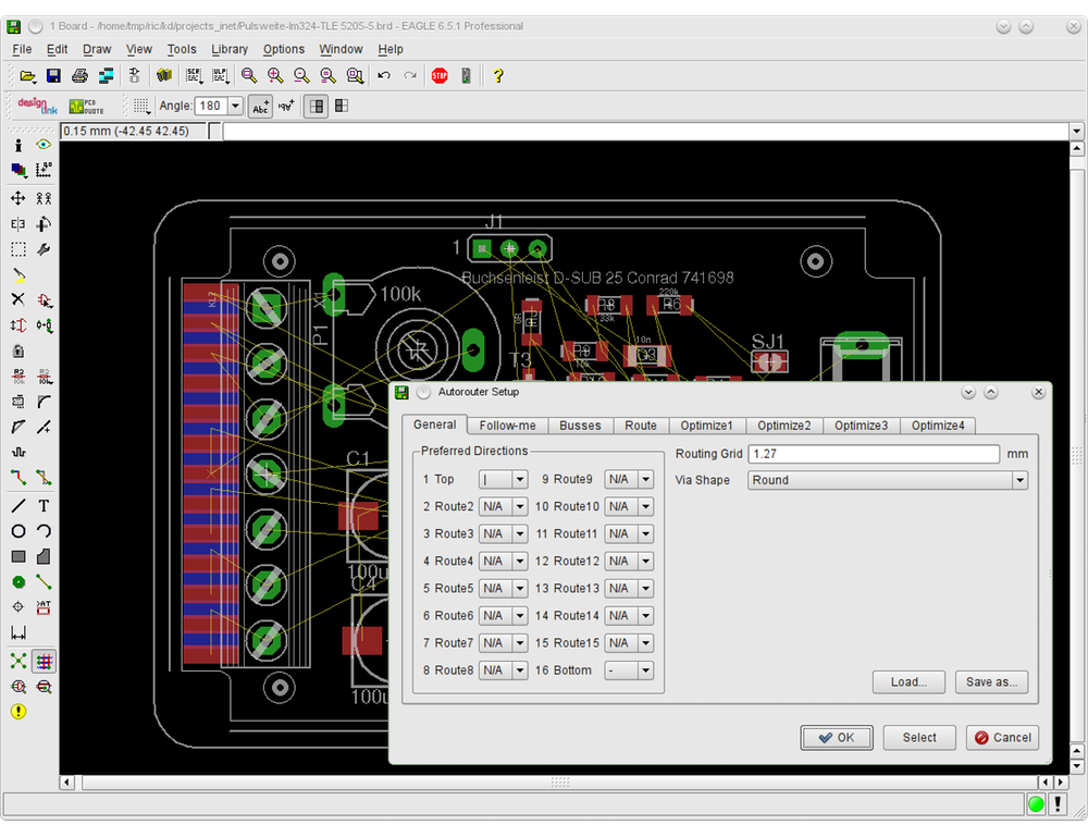 CadSoft EAGLE PCB Design Software V6 | Raspberry Pi в Киеве (Украина)
