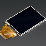 "2.8""_TFT_Display_with_Resistive_Touchscreen"