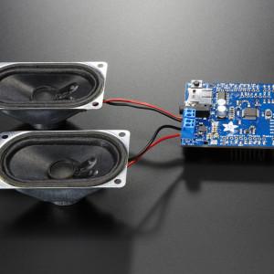 "Adafruit_""Music_Maker""_MP3_Shield_for_Arduino_w/3W_Stereo_Amp"