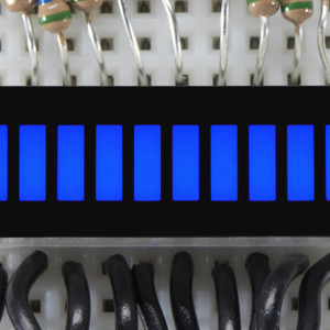 Segment_Light_Bar_Graph_LED_Display_Blue