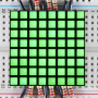 Matrix_Square_Pixel_Pure_Green