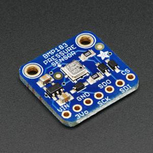 Adafruit_BMP183_SPI_Barometric_Pressure_&_Altitude_Sensor
