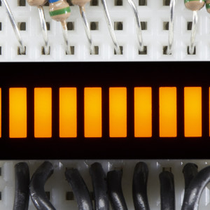 Segment_Light_Bar_Graph_LED_Display_Yellow